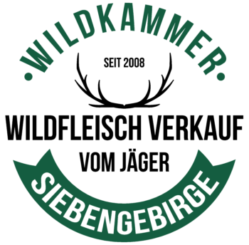 Wildfleisch Verkauf vom Jäger